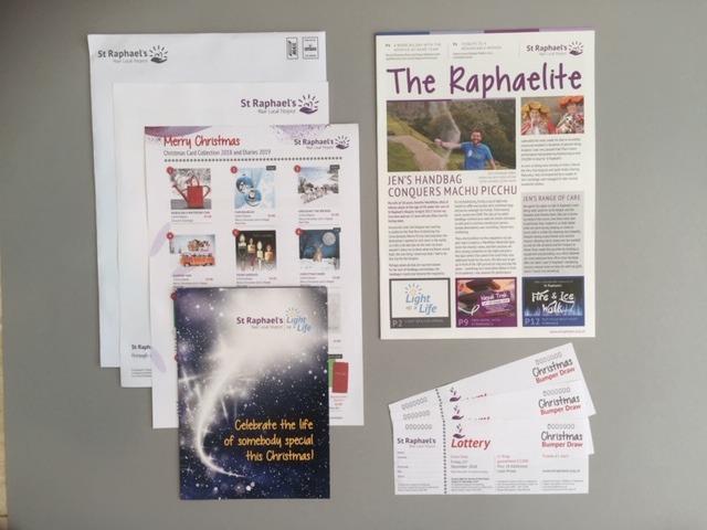 St Raphael's Hospice Newsletter