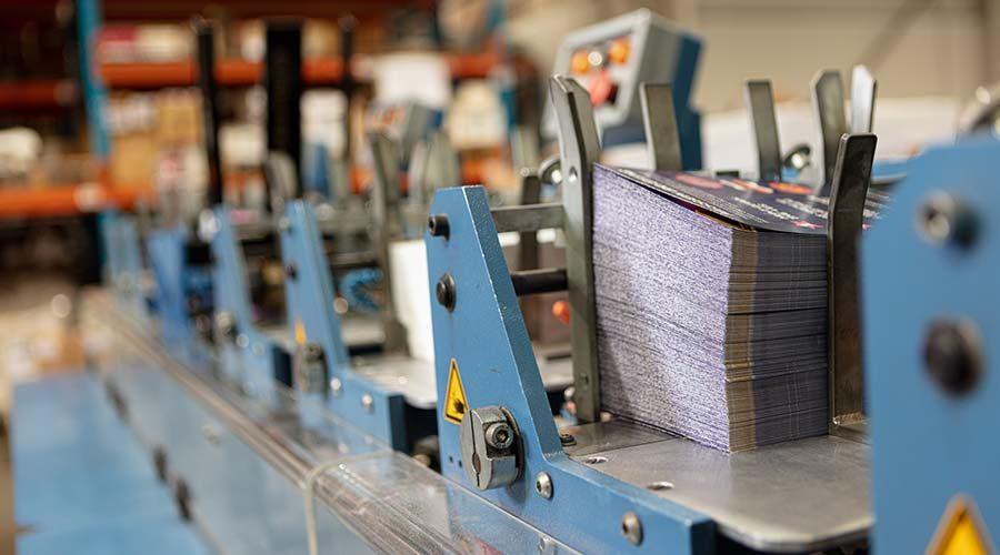 KPM Group - Print Production, Mail and Media services. Sevenoaks, Kent