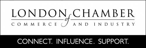 Member of the London Chamber of Commerce and Industry