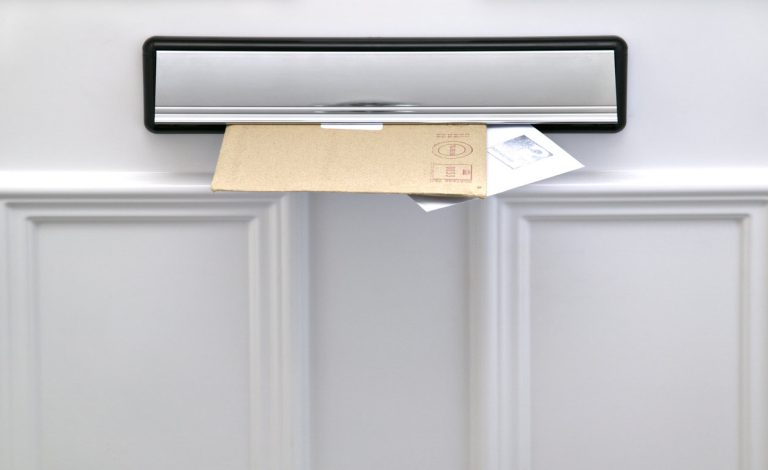 Partially Addressed Mail